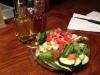 Salad at the Kingsman