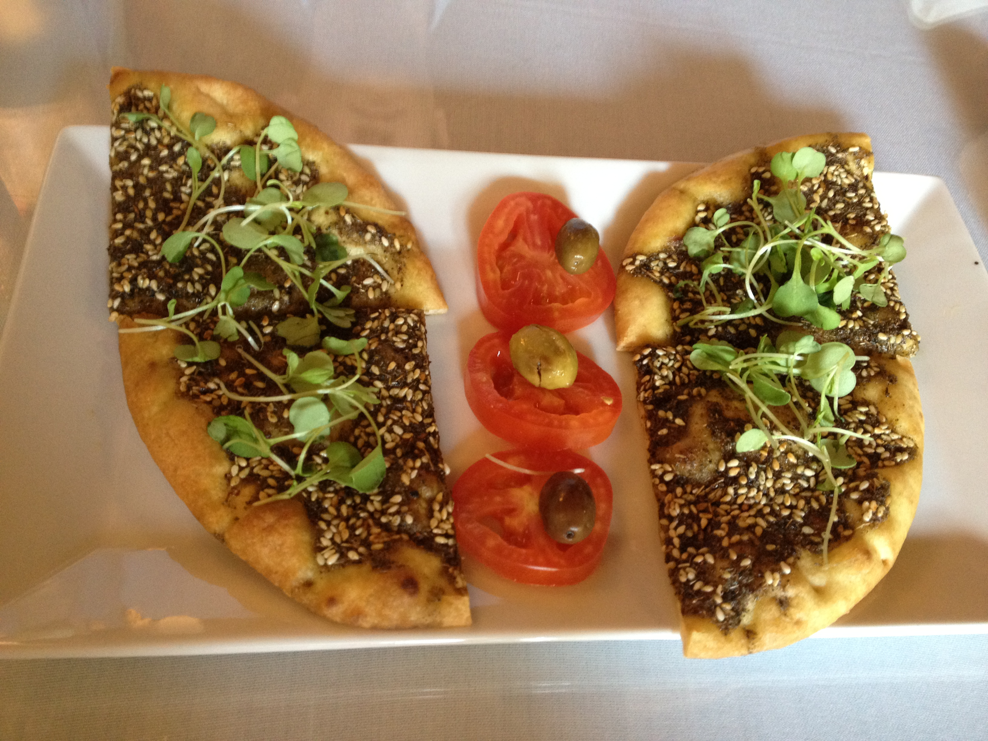 Manakish Zaatar Recipes — Dishmaps
